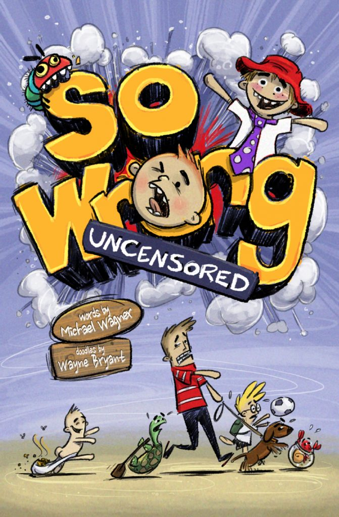 So Wrong Front Cover FINAL